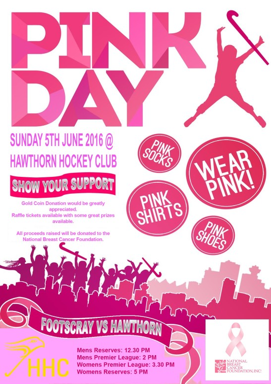 HHC Pink Day